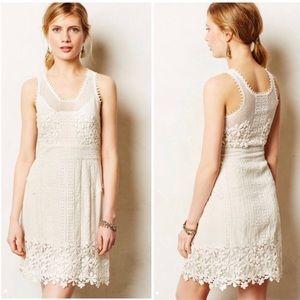 Vered Lace Shift Dress by Yoana Baraschi NWT